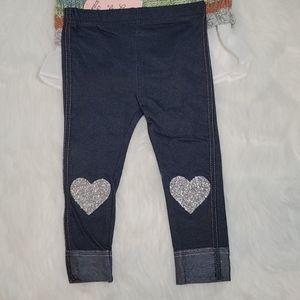 Little Lass Matching Sets - NWT 12M Baby/toddler 2 piece Little Lass Outfit